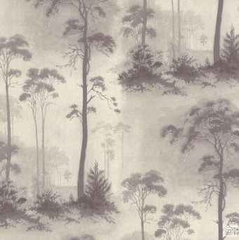 TAPETA ŚCIENNA 1838 Wallcoverings 1601-102-03 ROSEMORE