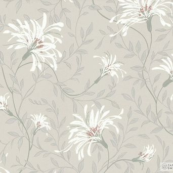 TAPETA ŚCIENNA 1838 Wallcoverings 1601-101-05 ROSEMORE