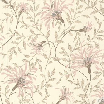 TAPETA ŚCIENNA 1838 Wallcoverings 1601-101-02 ROSEMORE