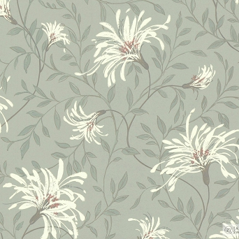 TAPETA ŚCIENNA 1838 Wallcoverings 1601-101-04 ROSEMORE